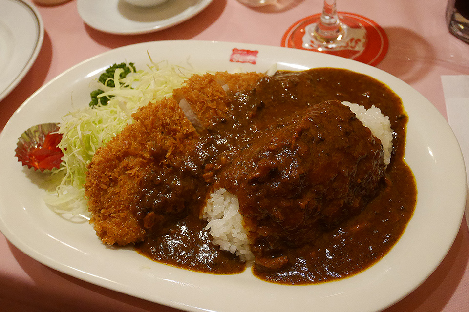 Curry with Cutlet